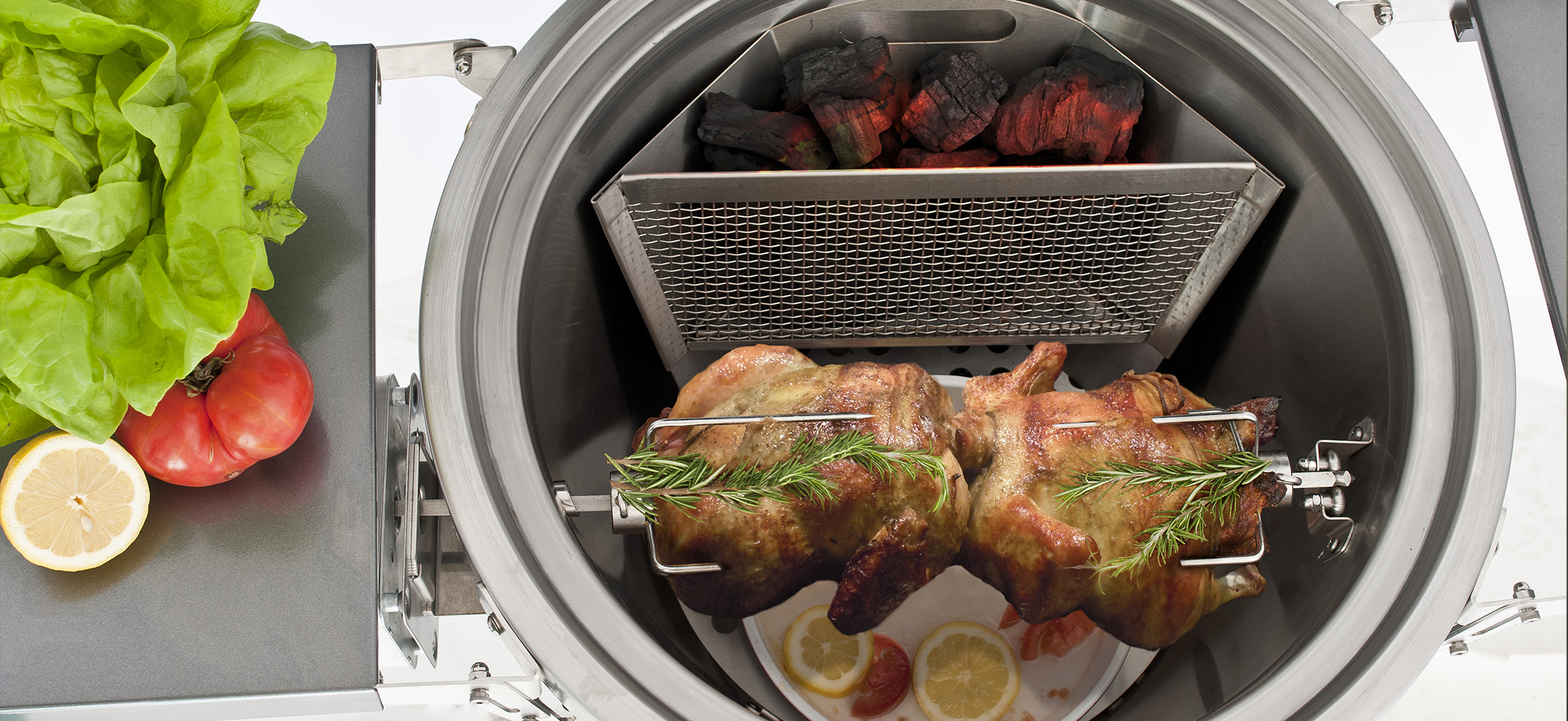 Kamado for Perfect bake pro system