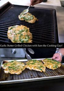 GarlicButterGrilledChicken